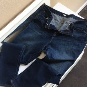 Old Navy curvy skinny jeans -new never worn